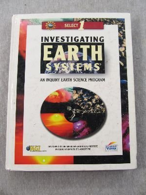 Investigating Earth Systems - Select 1 (An