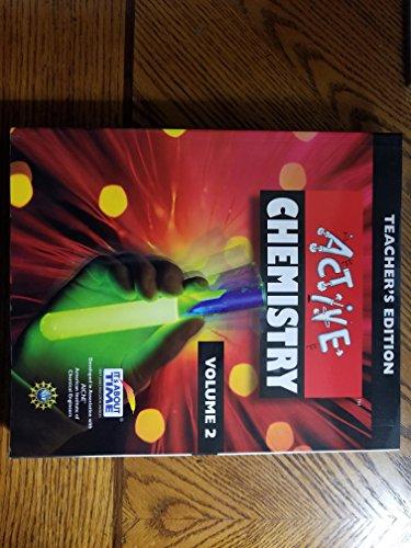 9781585915279: Active Chemistry Teacher's Edition Volume 2 (Volume 2)