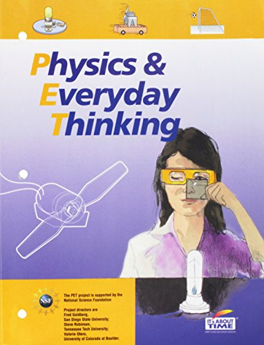 9781585916658: Physics & Everyday Thinking