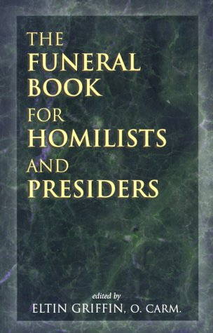 9781585950133: The Funeral Book for Homilists and Presiders