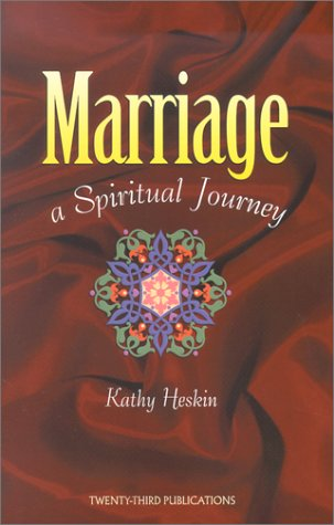9781585951857: Marriage: A Spiritual Journey (Recommended Reading for Couples)