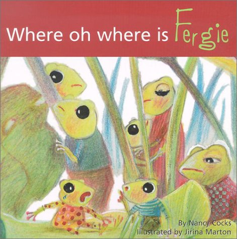 Where, Oh Where, Is Fergie? (Adventures of Fergie) (9781585952250) by [???]