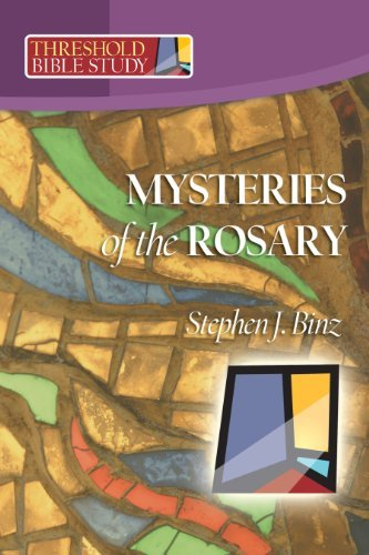 9781585955190: Mysteries of the Rosary (Threshold Bible Study)