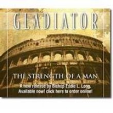 9781586029012: Gladiator: The Strength of a Man
