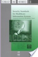 9781586030001: Security Standards for Healthcare - MEDSEC (Studies in Health Technology and Informatics)