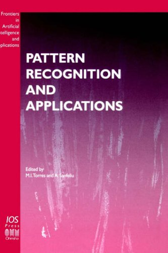 9781586030346: Pattern Recognition and Applications (Frontiers in Artificial Intelligence and Applications)