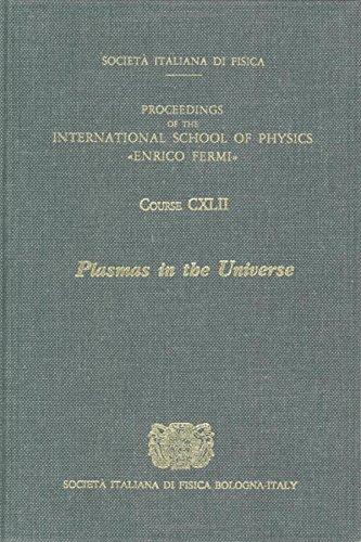 9781586030735: Plasma Astrophysics (International School of Physics