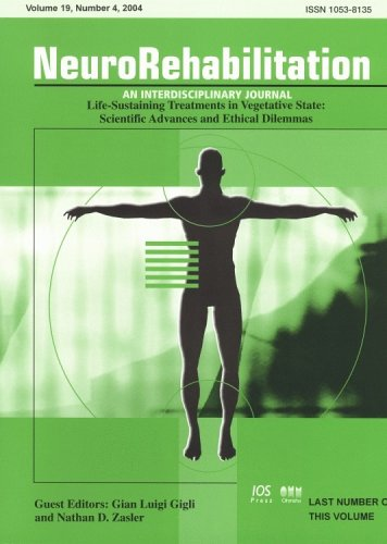9781586034931: Life-sustaining Treatments And Vegetative State: Scientific Advances And Ethical Dilemmas : An Interdisciplinary Journal