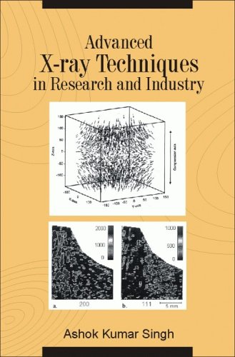 Advanced X-ray Techniques in Research and Industry: A.K. Singh