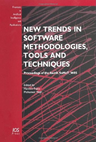 9781586035563: New Trends in Software Methodologies, Tools and Techniques (Frontiers in Artificial Intelligence and Applications)