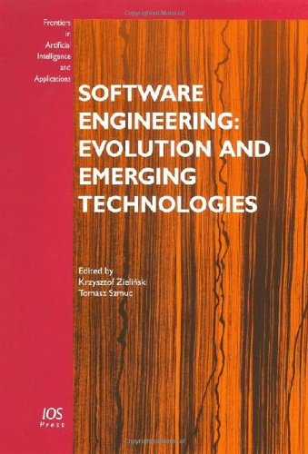 9781586035594: Software Engineering: Evolution and Emerging Technologies (Volume 130 Frontiers in Artificial Intelligence and Applications)