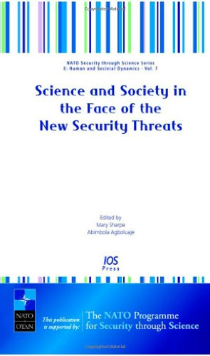 Science and Society in the Face of the New Security Threats: M. Sharpe