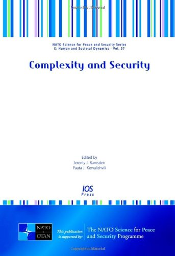 Complexity and Security (Nato Science for Peace: Jeremy J. Ramsden,
