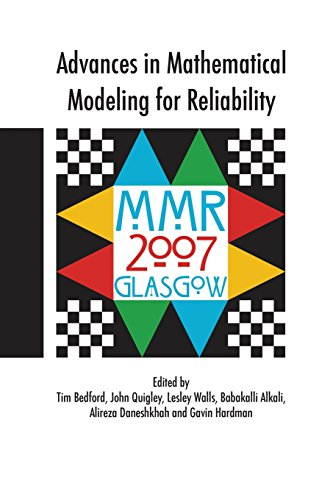9781586038656: Advances in Mathematical Modeling for Reliability