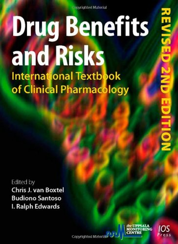 9781586038809: Drug Benefits and Risks: International Textbook of Clinical Pharmacology