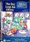 The day Leap ate olives (Leap into reading): Marggraff, Jim