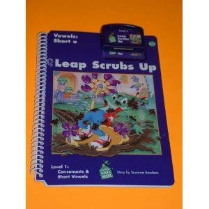 9781586050207: Leap scrubs up (Leap into literacy series)