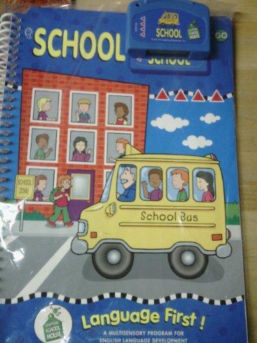 School: LeapFrog, Book and Cartridge. Level 4, Grades PreK-2. Language first!: A multisensory ...