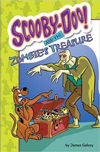 9781586052188: Scooby-Doo and the zombie's treasure