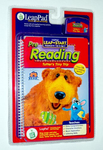 9781586052225: Tutter's Tiny Trip (LeapPad Interactive Book and Cartridge, Pre-Reading, Preschool-K, Up to Age 5)