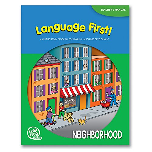 Language First! Neighborhood - Teacher's Edition (A Multisensory Program for English Language ...