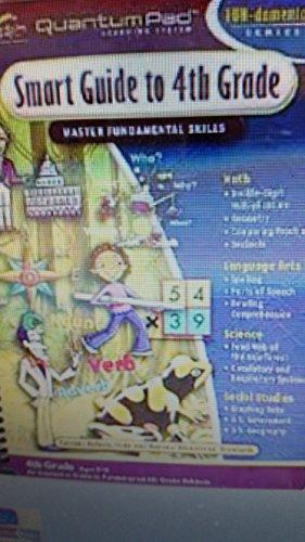 9781586057367: Smart Guide to 4th Grade (Quantum Pad Interactive Book)