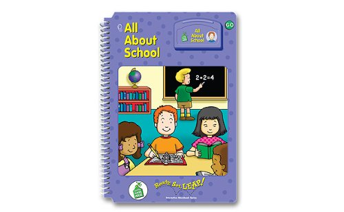 9781586057503: All about school (Ready, set, leap!)