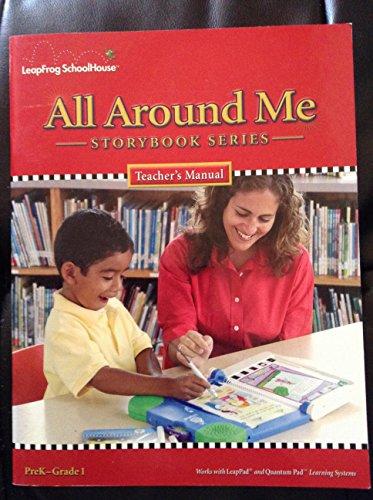 All Around Me, Storybook Series, PreK-Grade 1: SchoolHouse, LeapFrog