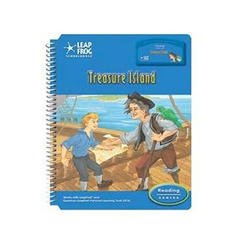 Leapfrog Treasure Island with Cartridge Reading Series: SchoolHouse, LeapFrog