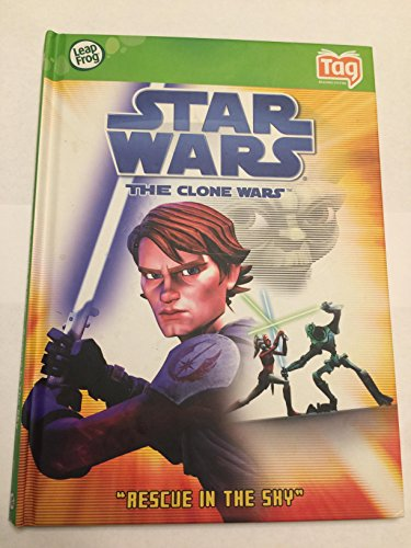 9781586059453: Star Wars: The Clone Wars: Rescue In The Sky