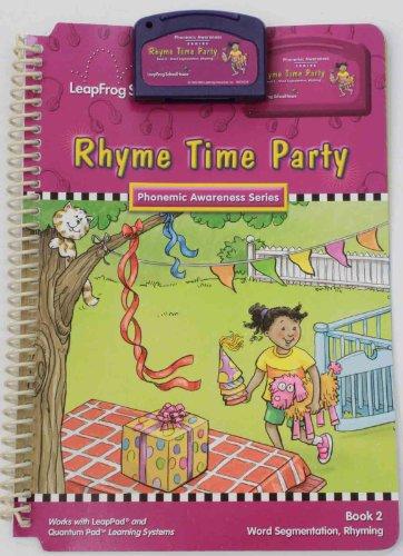 Rhyme time party (Phonemic awareness series): Kunkel, Kristen