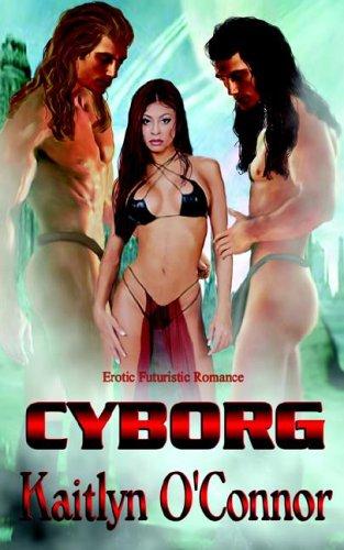 Cyborg: Kaitlyn O'Connor