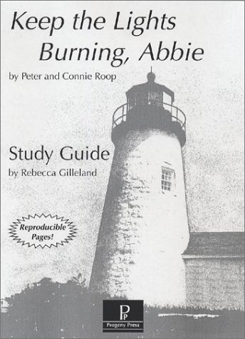 9781586091125: Keep the Lights Burning, Abbie Study Guide