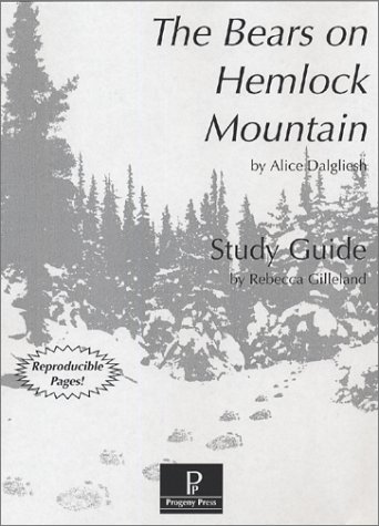 9781586091200: The Bears on Hemlock Mountain Study Guide