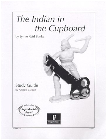 9781586091408: The Indian in the Cupboard Study Guide