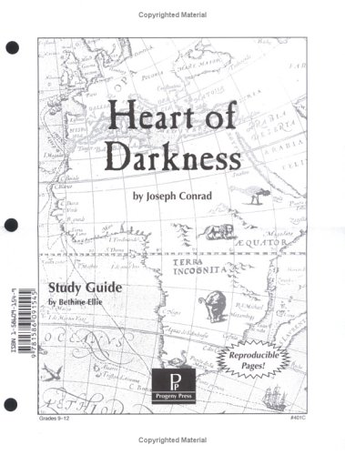 9781586091545: Heart of Darkness Study Guide