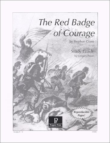 9781586091590: The Red Badge of Courage Study Guide