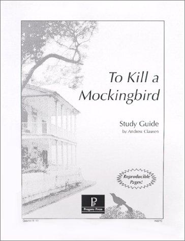9781586091606: To Kill a Mockingbird Study Guide