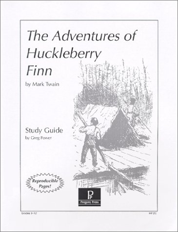 The Adventures of Huckleberry Finn, Study Guide: Gregory Power