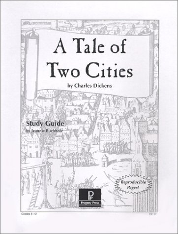 9781586091682: A Tale of Two Cities Study Guide