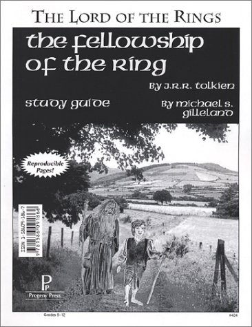 9781586091866: The Fellowship of the Ring Study Guide