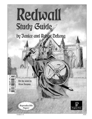 9781586091965: Redwall Study Guide