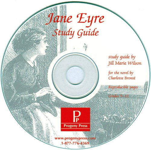 9781586092337: Jane Eyre Study Guide CD-ROM