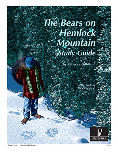 9781586092986: The Bears on Hemlock Mountain Study Guide