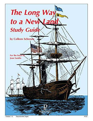 9781586093044: The Long Way to a New Land Study Guide