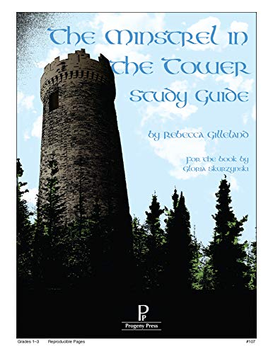 9781586093068: The Minstrel in the Tower Study Guide