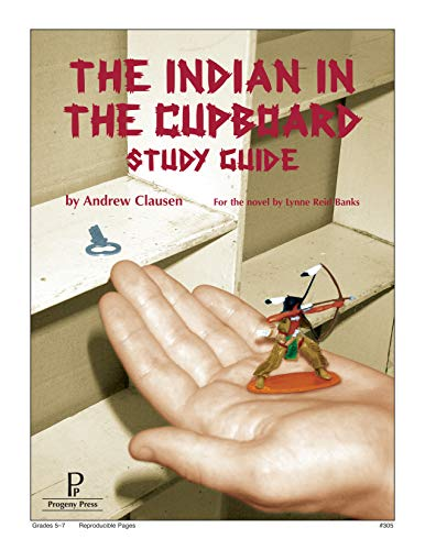 9781586093389: The Indian in the Cupboard Study Guide