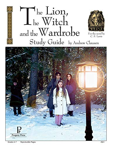 9781586093419: The Lion, the Witch and the Wardrobe Study Guide
