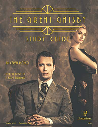 9781586093631: The Great Gatsby Study Guide
