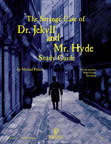 9781586093839: The Strange Case of Dr. Jekyll and Mr. Hyde Study Guide